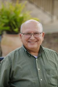 """Photo of Deacon Eliazar """"J.R."""" Salinas, Jr."""