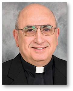 Photo of Father Micheal Galea