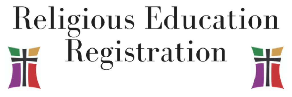 Religious Education Registration