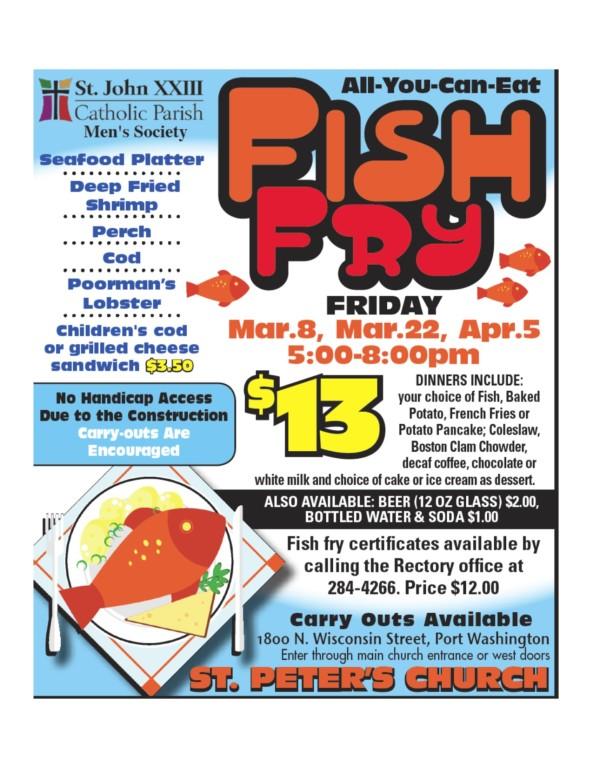 2019 Fish Fry