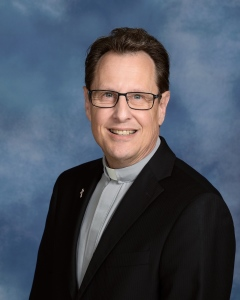 Photo of Deacon Mike Burch
