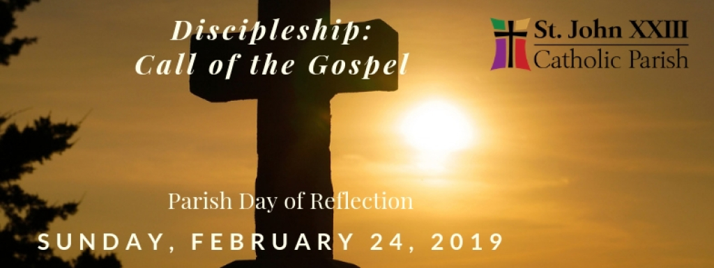 Parish Day of Reflection
