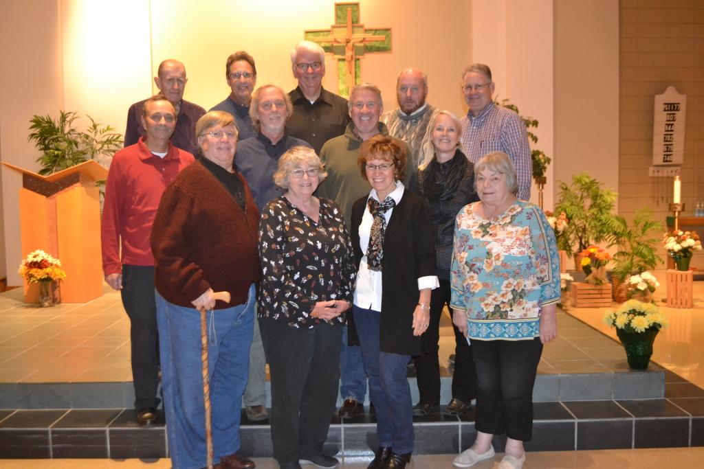 Pastoral Council Members