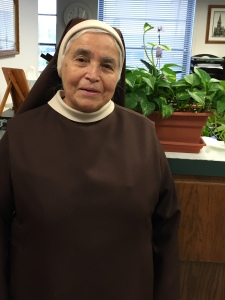 Photo of Sister Soledad Arellano, C.M.S.T.