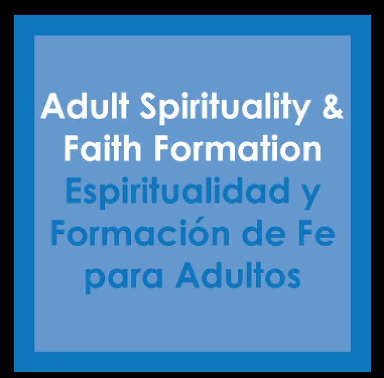 Adult Spirituality