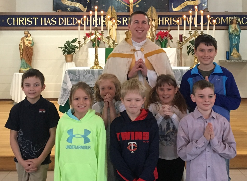 First Reconciliation 2018