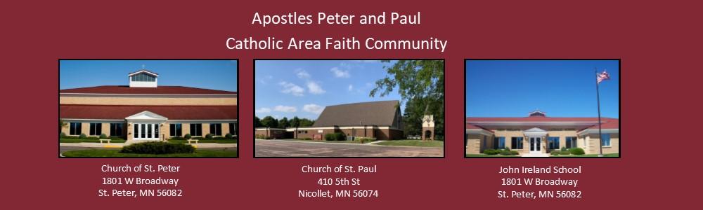 Apostles Peter and Paul Catholic Area Faith Community