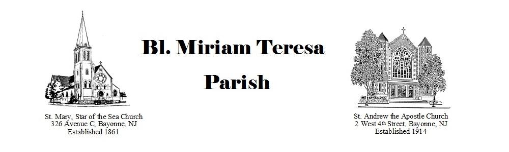 Bl. Miriam Teresa Demjanovich