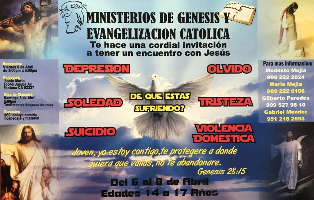 Genesis Retreat