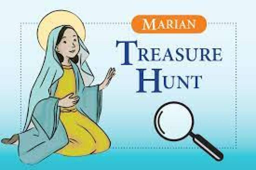 Marian treasure hunt