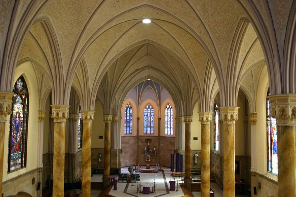 sacraments st mary catholic church