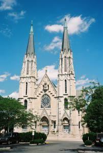 St. Mary's Catholic Church. Visalia, CA