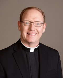 Photo of Fr. Pat Beidelman