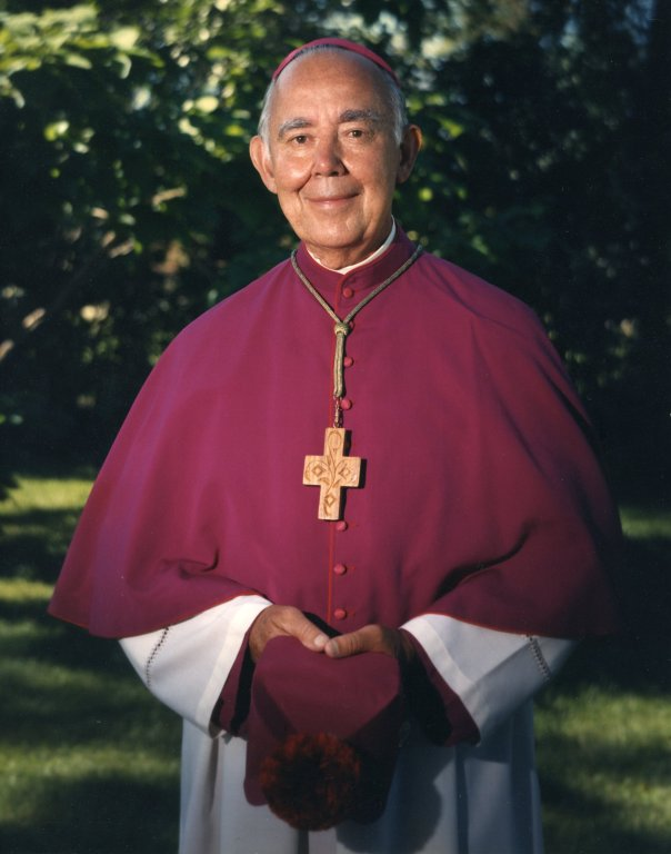 Portrait of Bishop Paul F. Anderson
