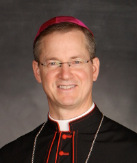 Bishop Paul Sirba