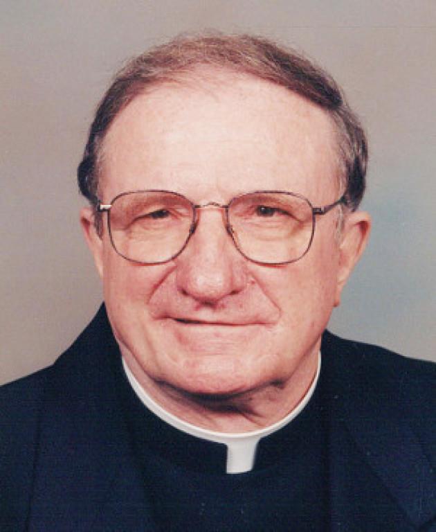 Father Frank Perkovich
