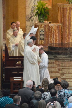 From June 2014 ordination