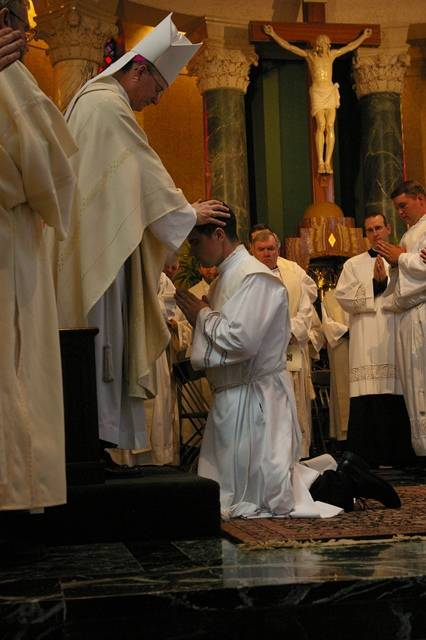 Ordination of Fr. Weiske