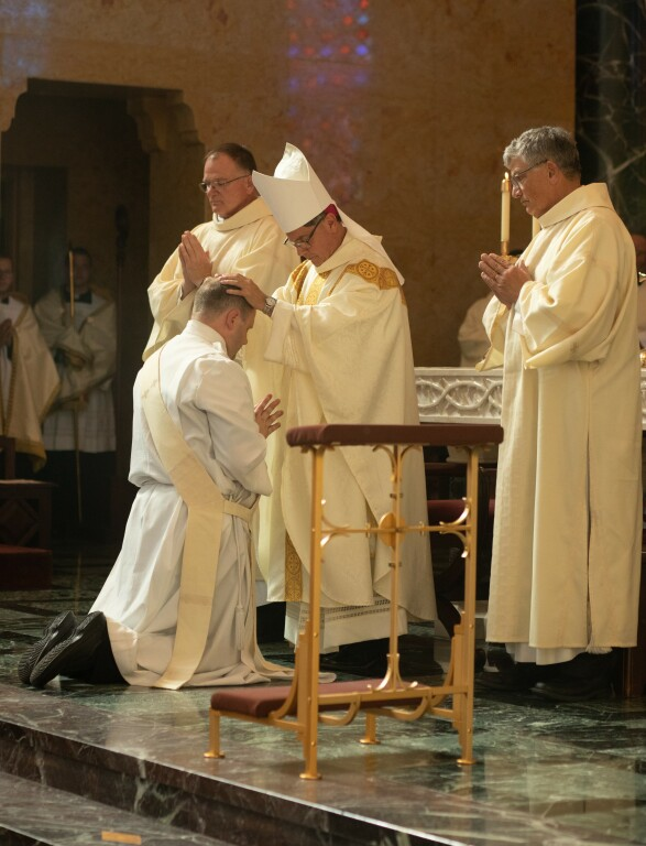 Ordination of Fr. Peterson