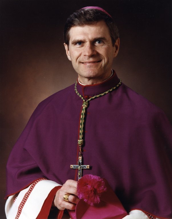 Portrait of Bishop Roger L. Schwietz
