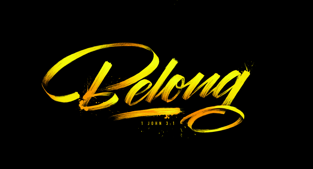 Steubenville Conference 2019 Belong logo