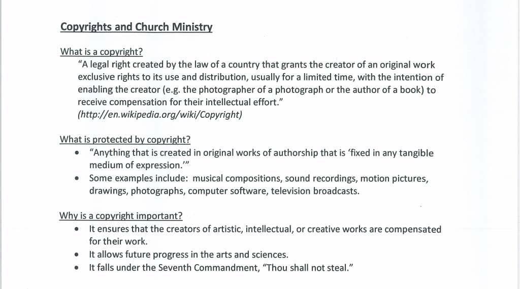 Copyright Explanation 1