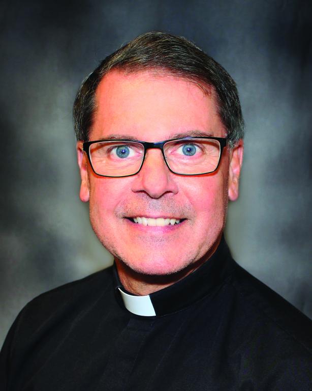 Bishop-elect Felton