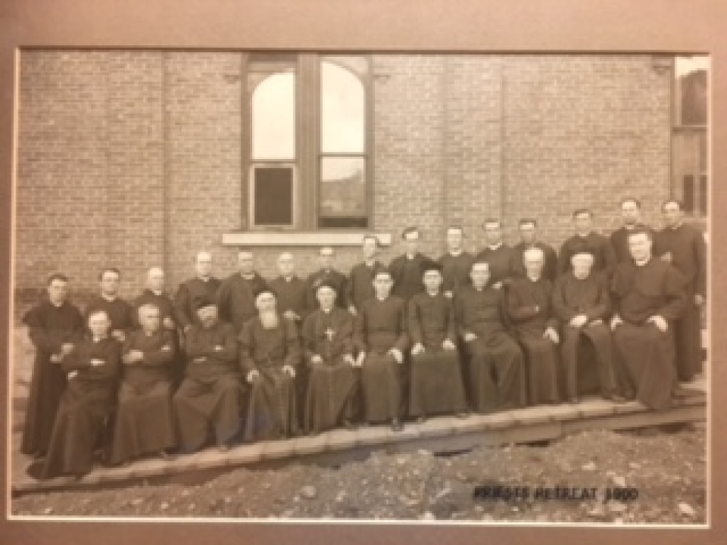 Priest Retreat 1900