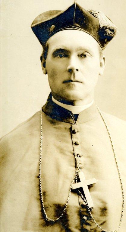 Portrait of Bishop James McGolrick