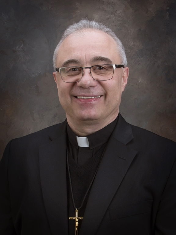 Father Andrew Knop, OMI