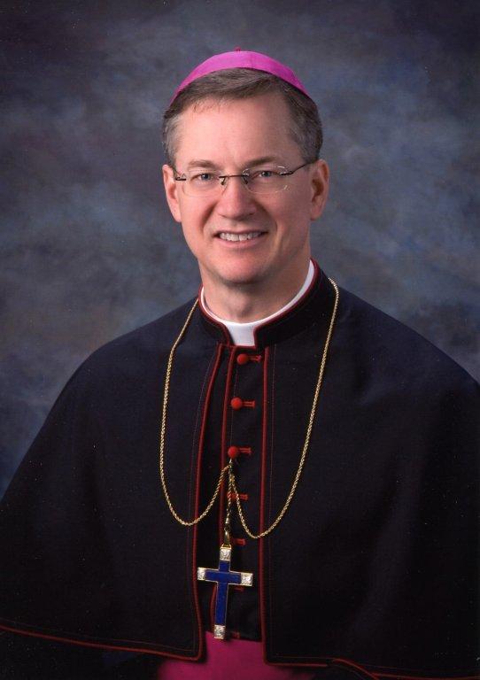 Portrait of Bishop Paul Sirba by Lynnette Studio