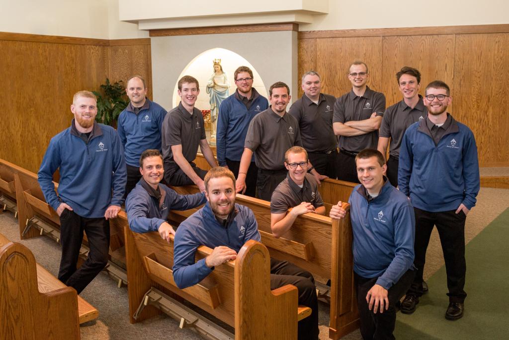 2018 class seminarians