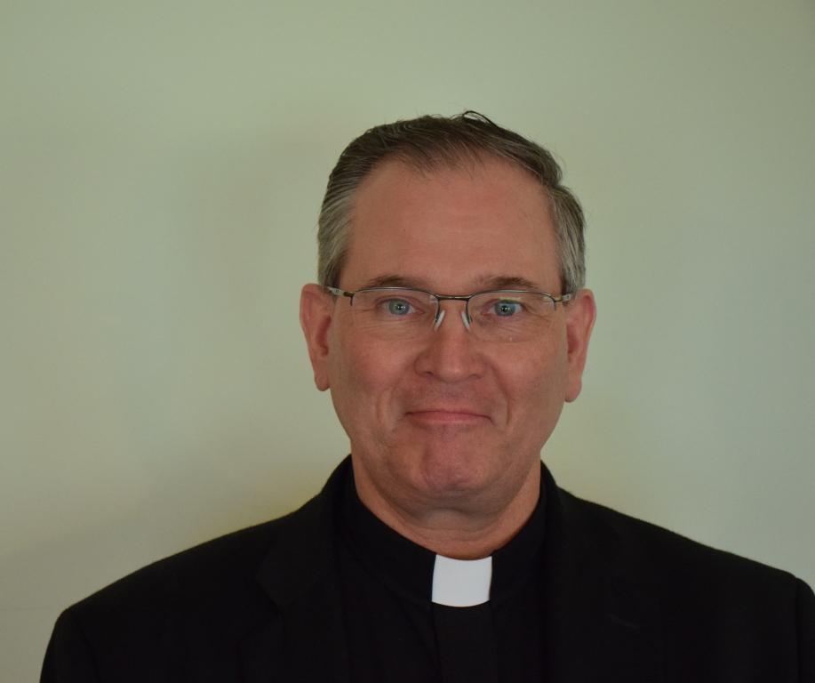 Bishop-elect Muhich