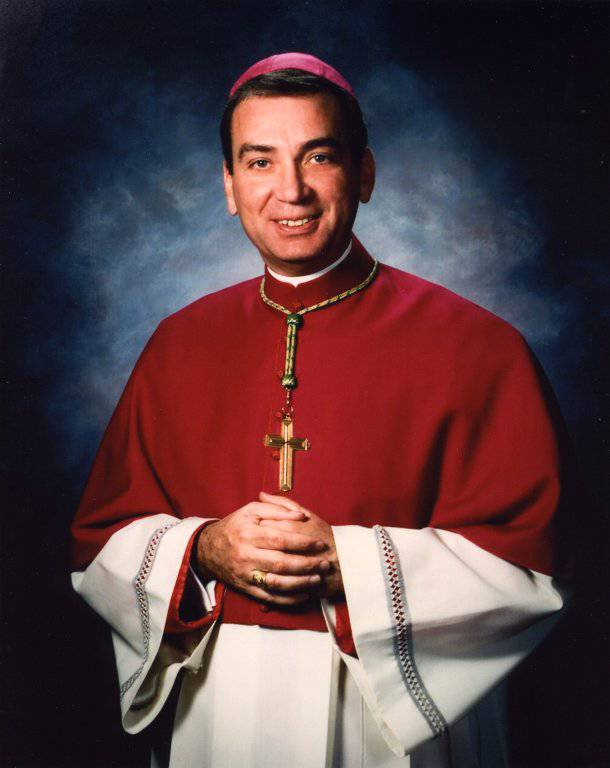 Portrait of Bishop Dennis M. Schnurr
