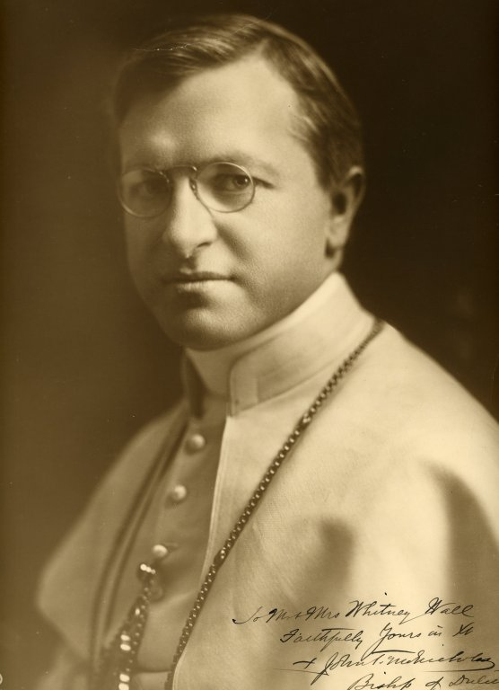 Portrait of Bishop Timothy McNicholas