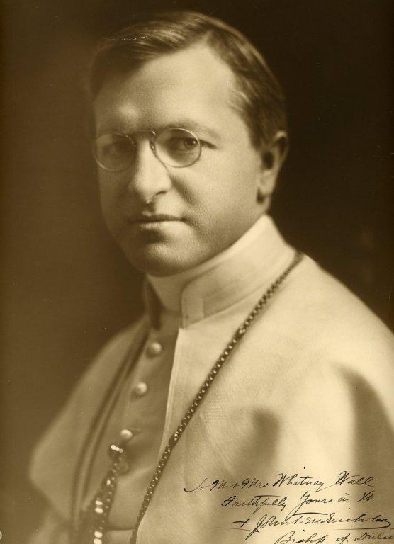 Portrait of Bishop Timothy McNicholas