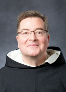 Photo of Fr. Brian Mulcahy, O.P.