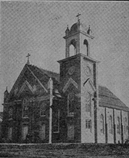 Saint Peter's Church 1928