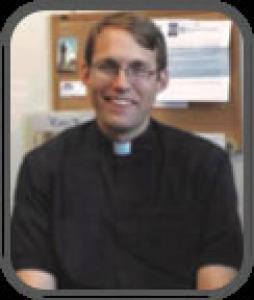 Photo of Reverend Ryan M. Fischer