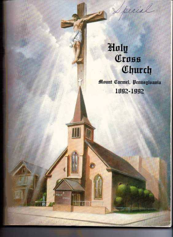 Cover photo from Holy Cross 100th Anniversary