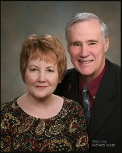 Photo of Rev. Mr. Vic and Mrs. Cathi Henry