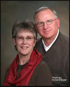 Photo of Rev. Mr. Joe and Mrs. Cyndi Uhlik