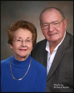 Photo of Rev. Mr. Ed and Mrs. Dottie Gentrup