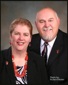 Photo of Rev. Mr. David and Mrs. Cheryl Probst