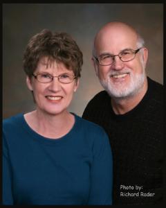 Photo of Rev. Mr. Dan and Mrs. Algene Mueller