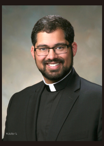 Photo of Fr. Nicholas Mishek