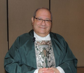 Photo of Reverend Matteo Rizzo