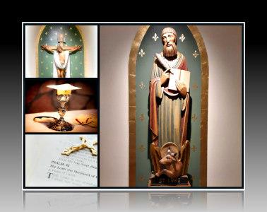 St  Luke The Evangelist Catholic Church