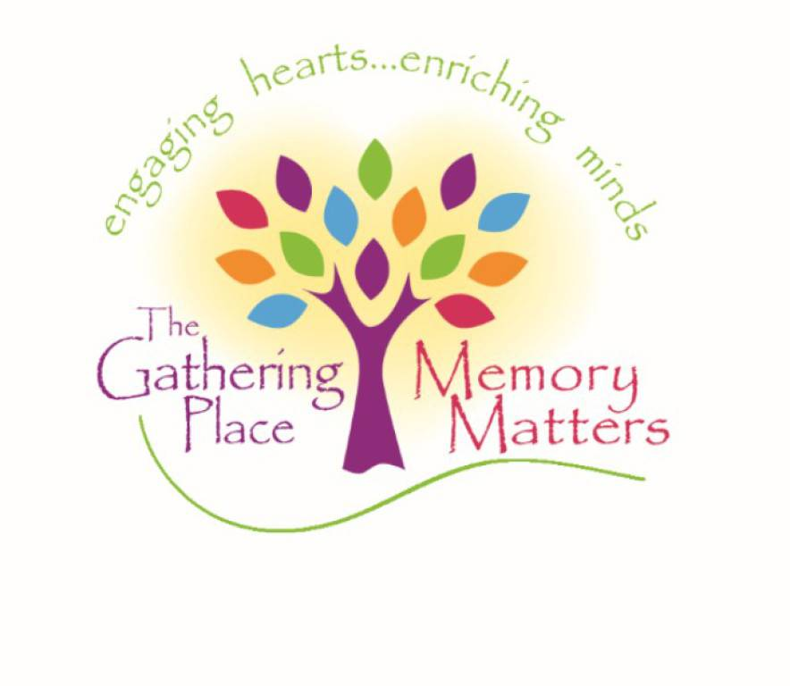 The Gathering Place&Memory Matters Logo
