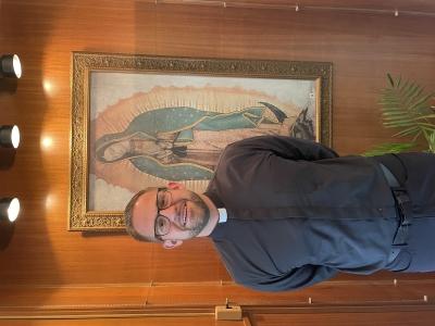 Photo of Rev. Andrew Mabee